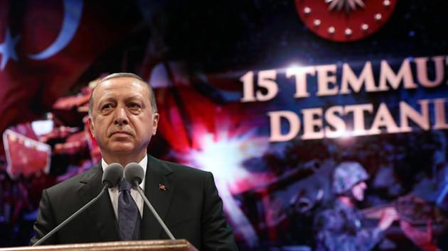 Erdoğan'dan sosyal medyayı sallayan videolu 15 Temmuz paylaşımı