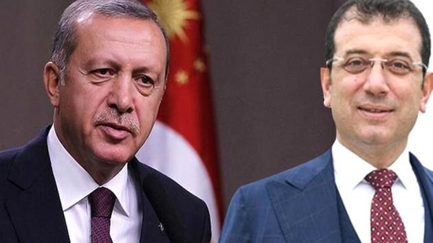 Ekrem İmamoğlu'na Erdoğan'ın katılacağı programa davet