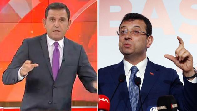 Fatih Portakal'dan İmamoğlu'na: İstifa etmeyenleri billboardlarda kul hakkı yiyorlar diye ifşa et