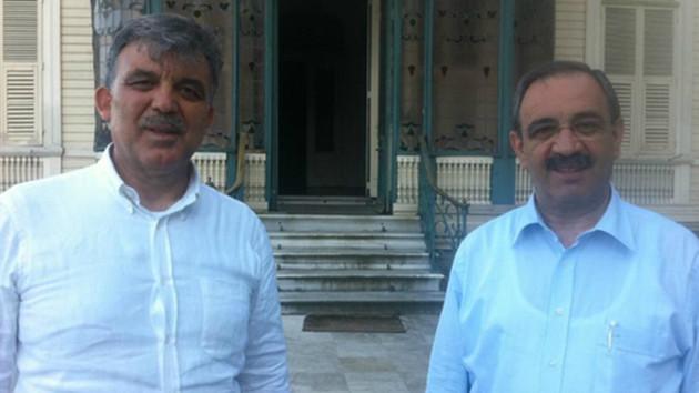 Abdullah Gül'ün eniştesi yeni partiye mi katılıyor?