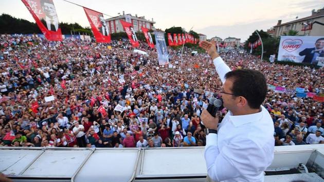 23 Haziran'da 220 bin AKP'li İmamoğlu'na oy verdi