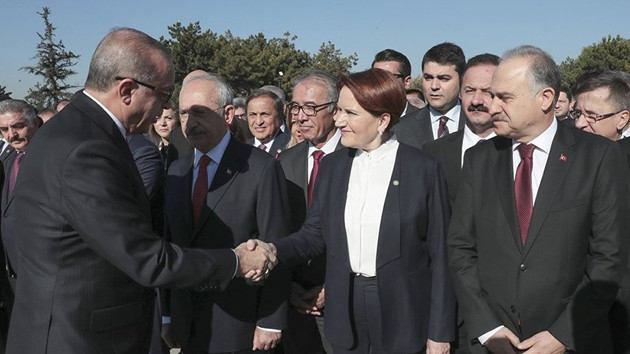 Erdoğan Türkiye İttifakı deyip Akşener'e bakanlık mı teklif etti?