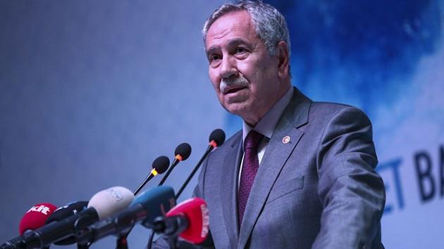 Bülent Arınç'tan maaş zammı açıklaması: Tek yetkili Erdoğan