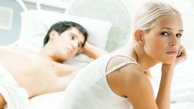 50 yaş altındaki erkeklerin yarısı ereksiyon sorunu yaşıyor