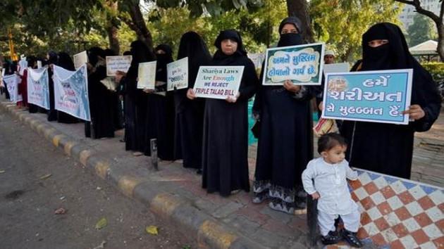 Hindistan'da artık üç kez boş ol demeyle boşanma gerçekleşmeyecek