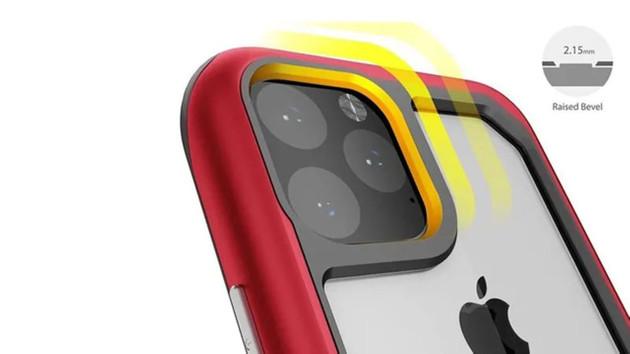 iPhone 11 bu tasarımla geliyor!