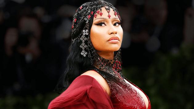 Nicki Minaj çarşafa mı girdi?