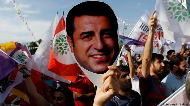 AİHM'den flaş Selahattin Demirtaş kararı