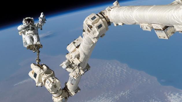 NASA astronotlarının ne kadar maaş aldıkları açıklandı