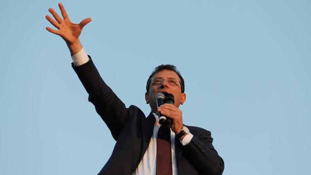 Bugün seçim olsa anketi: İmamoğlu'nun Türkiye geneli oy oranı belli oldu