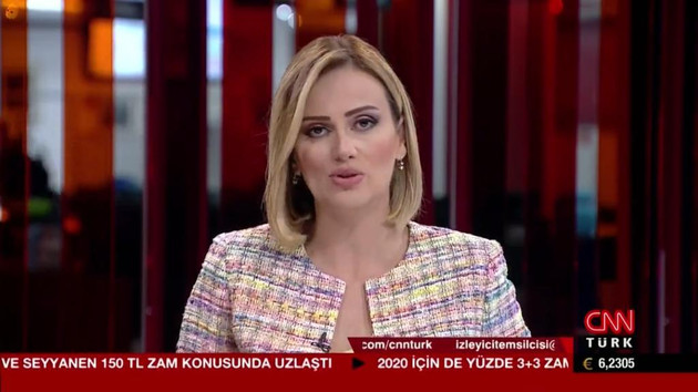 CNN Türk spikerinden canlı yayında skandal sözler