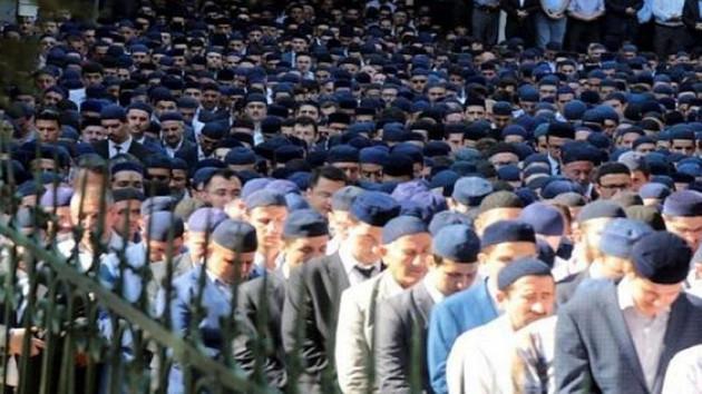 Devlet Süleymancılara kurban bağışını yasakladı