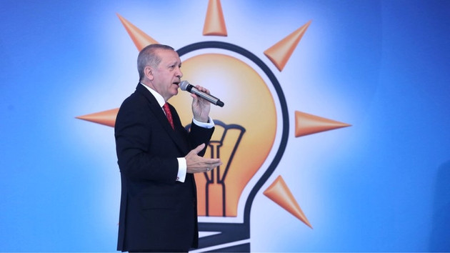 Erdoğan'dan flaş mesaj: Dostlarım dün bitti, geçti gitti