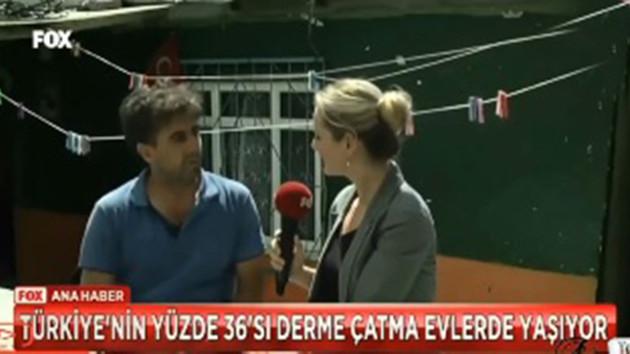 Türkiye'nin yüzde 36'sı derme çatma evlerde yaşıyor!