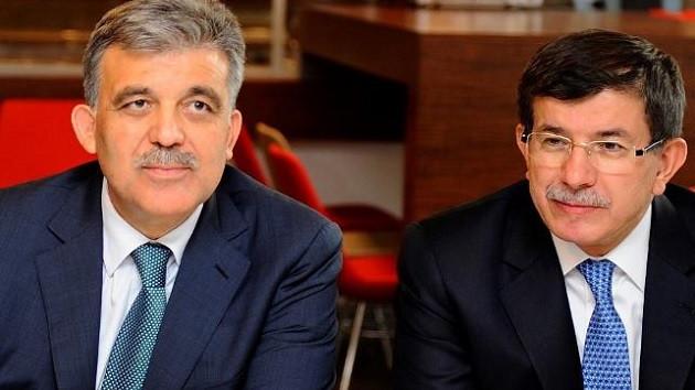 Abdullah Gül ve Ahmet Davutoğlu'ndan kayyum tepkisi