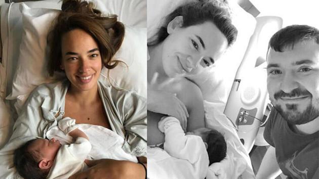 Bebeğini emzirirken fotoğrafını paylaşan Seda Bakan'a kötü yorumlar yapıldı