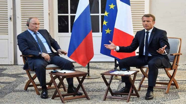 Putin'den Macron'a doğrudan doğruya: Rusya'da sarı yelekliler istemiyoruz