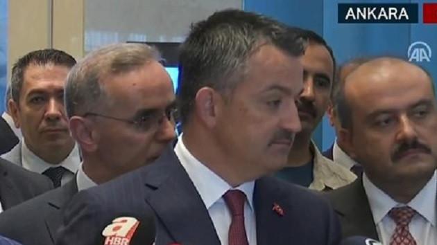 Pakdemirli: THK CHP ile birlikte hareket ediyor