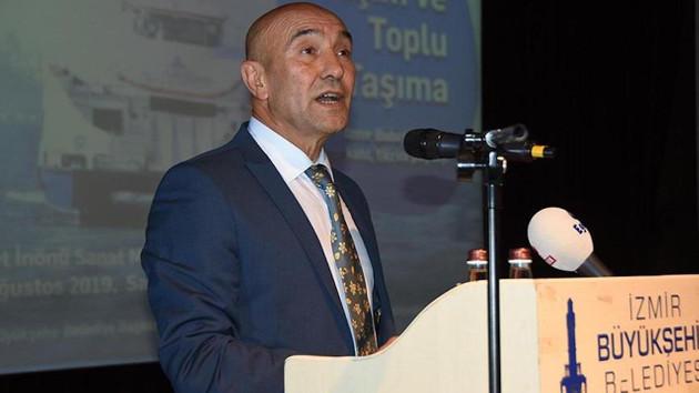Tunç Soyer: İzmir'deki yangında 500 değil 5 bin hektar yandı