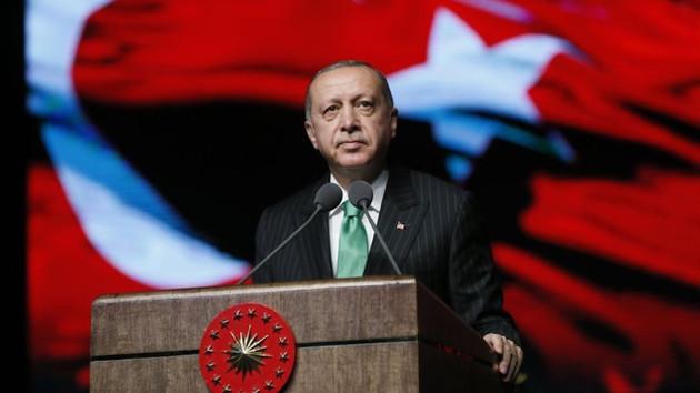 Erdoğan'dan Gül ve Davutoğlu için ağır sözler