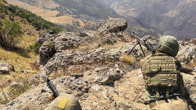 Kuzey Irak'ta PKK'ya karşı Pençe-3 Operasyonu başladı