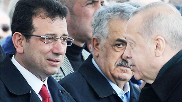 İmamoğlu'ndan Twitter'da sürpriz Erdoğan hamlesi!