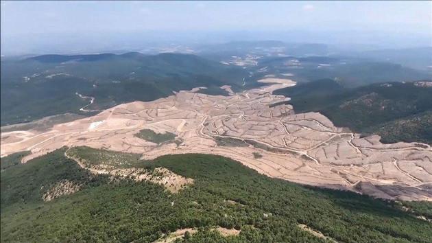 Alamos Gold'dan açıklama: 5 Milyon Dolar ödedik