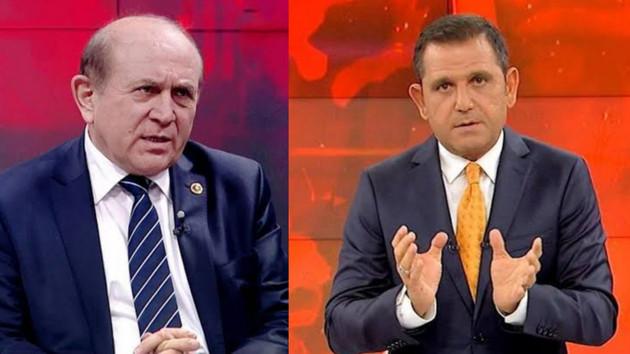 Fatih Portakal'dan Burhan Kuzu'ya: Emekli olup kenara çekilseniz...