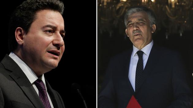 Babacan ve Gül'den yüzde 20'lik AKP sınırı