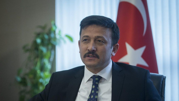AKP'li Dağ: Ekonomideki olumlu gidişat vatandaşa yansımaya başladı
