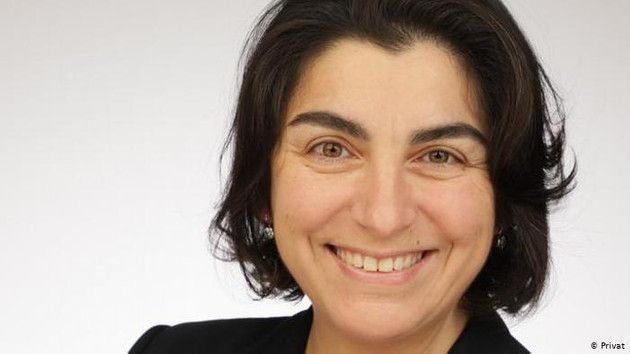Alman Tıp Ödülü Dilek Gürsoy'a gitti