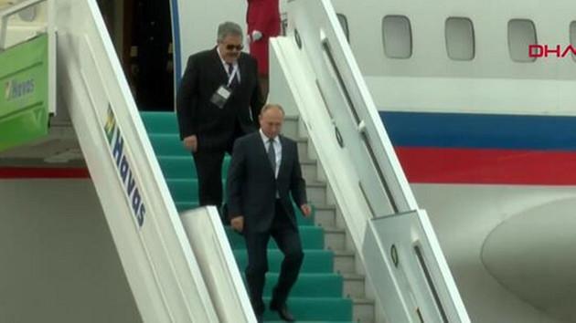Ruhani'nin ardından Putin de Türkiye'de