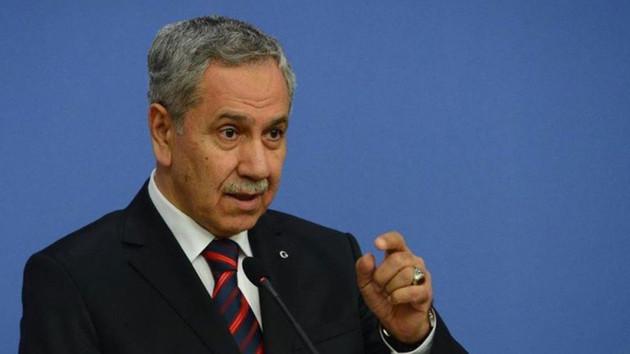 Arınç'ı hedef alan MHP'li isim görevden alındı