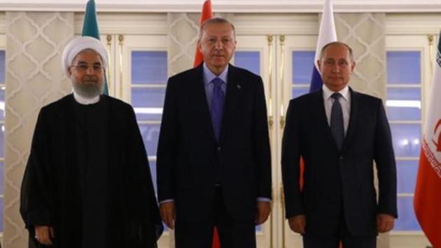 Erdoğan: Artık Suriyelilerin ülkelerine dönüşlerine yoğunlaşmamız gerek