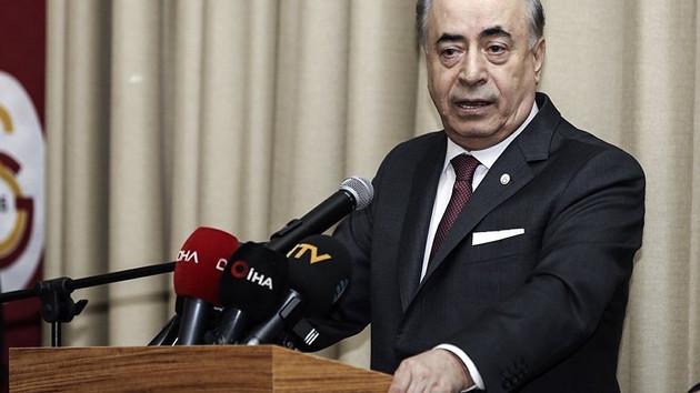 Galatasaray Başkanı Cengiz: İnsanı hayvandan ayıran şey edeptir