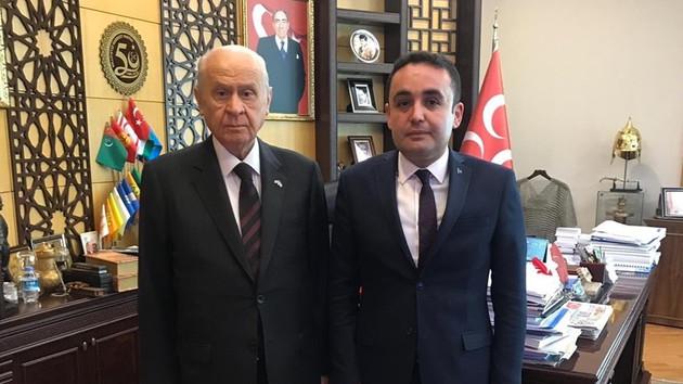 MHP Konya İl Başkanı Murat Çiçek görevden alındı