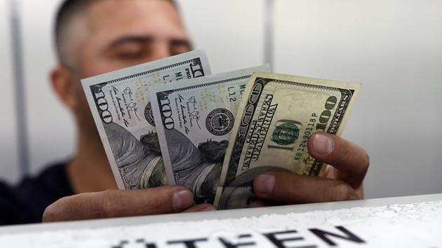 Son dakika: Dolar 5. 80 TL sınırında