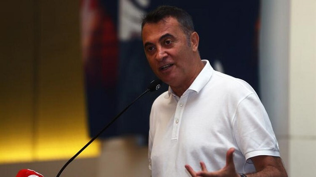 Beşiktaş Başkanı Fikret Orman istifa ediyor