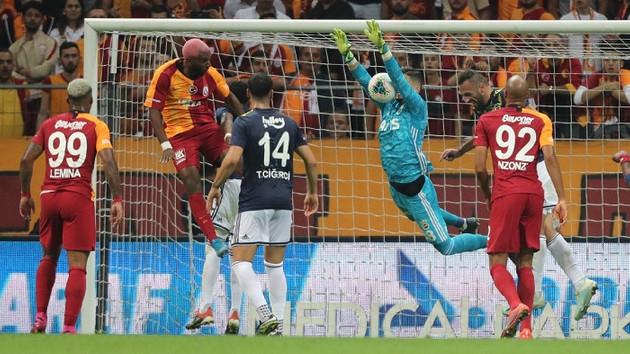 Galatasaray 0-0 Fenerbahçe Derbide gol yok