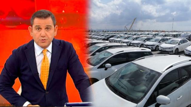 Fatih Portakal'dan Yenikapı'daki araçlara flaş yorum: O yüzsüzleri..