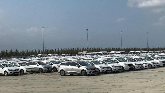 Yenikapı'daki kiralık araçların faturası: 139 Milyon TL
