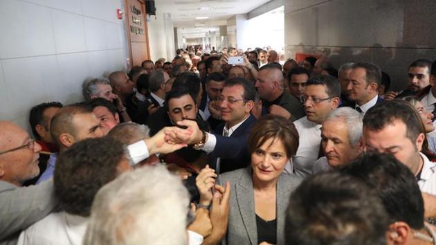 Kaftancıoğlu: Değil 17 yıl 27 yıl bile ceza verseler yine hakikati söylerim