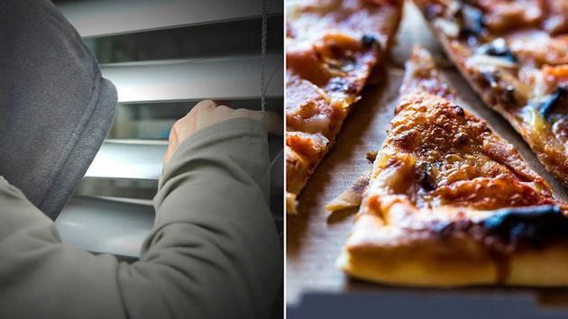 Sapık pizza kuryesi tam 4 ay genç kadını cinsel ilişkiye girerken izledi