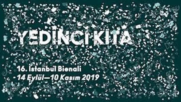 16. İstanbul Bienali'nin programı açıklandı