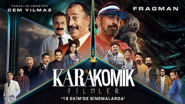 2 Arada ve Kaçamak filmlerinin fragmanları yayınlandı