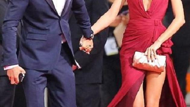 Miranda Kerr Altın Küre Ödülleri'nde büyüledi!