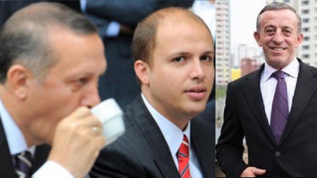 Bilal Erdoğan'ın ses kaydı TBMM'de!