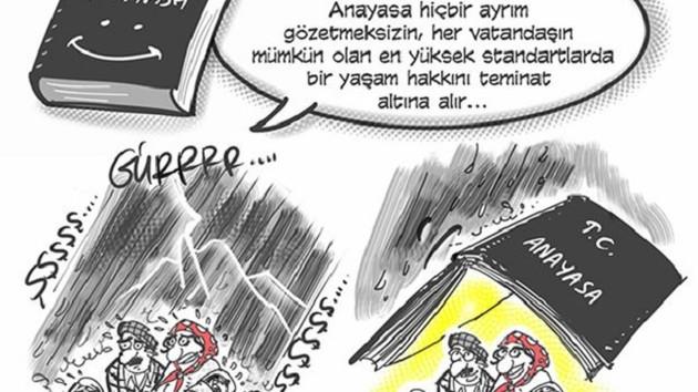 Oy ve Ötesi'nden Karikatürlü Kampanya: #heryeranayasa