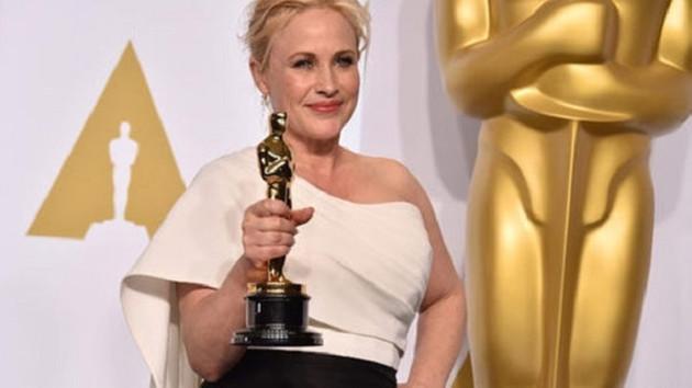 Oscarlı oyuncu Patricia: Sahura kalkardım..