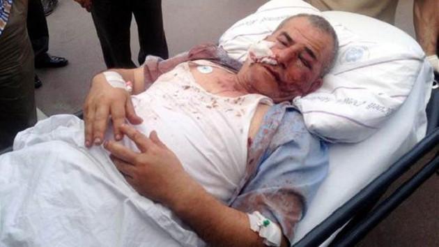 Sivil polisim deyip otobüs şoförünü dövdü!